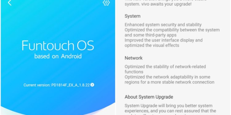 Vivo V11 Pro gets software update with March security patch